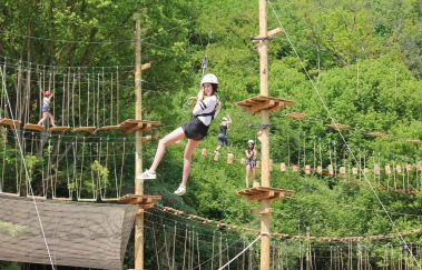 Adventure Valley Durbuy-Sports Aventure tot Provincie Luxemburg