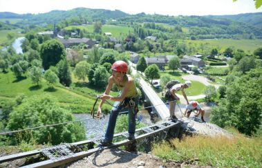 Wildtrails-Sports Aventure tot Provincie Luxemburg