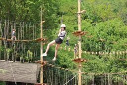 Adventure Valley Durbuy in Provincie Luxemburg