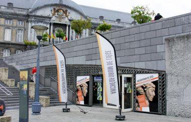 <p>Archeoforum van Luik</p>-Visites - Curiosités tot Provincie Luik