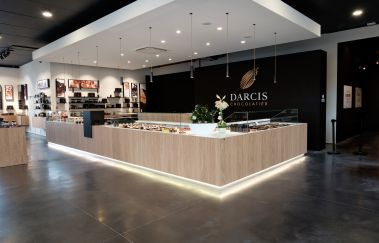 <p>Chocolaterie Darcy</p>-Visites - Curiosités tot Provincie Luik