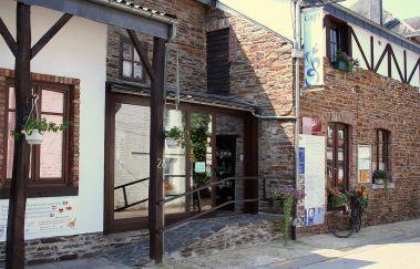 <p>Les grès de La Roche-en-Ardenne</p>-Visites - Curiosités tot Provincie Luxemburg