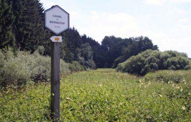 Kanaal van Bernistap-Visites - Curiosités tot Provincie Luxemburg