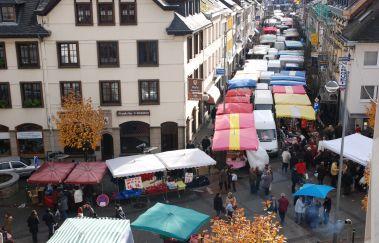 Marché de Saint-Vith-Visites - Curiosités tot Provincie Luik