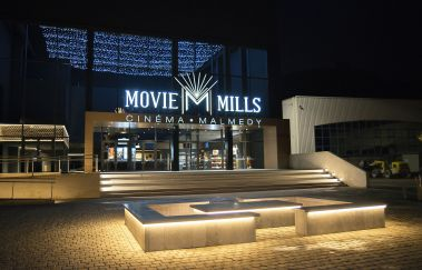 <p>MovieMills</p>-Cinéma tot Provincie Luik