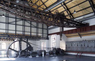 Le Bois du Cazier-Patrimoine industriel / réaffectation tot Province de Hainaut