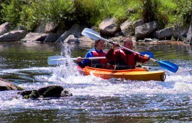 Kayak Les Remous-Kayak tot Provincie Luik