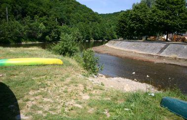 Kayak Michel-Kayak tot Provincie Luxemburg
