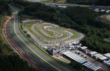 <p>Karting de Francorchamps</p>-Karting tot Provincie Luik