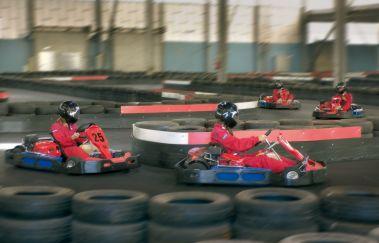JM Karting Liège-Karting tot Provincie Luik
