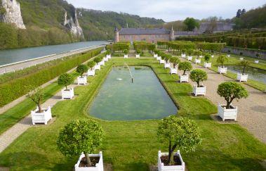Het kasteel van Freÿr-Chateaux tot Provincie Namen