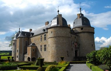 Kasteel van Lavaux-Sainte-Anne-Chateaux tot Provincie Namen