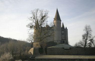 Kasteel van Vêves-Chateaux tot Provincie Namen
