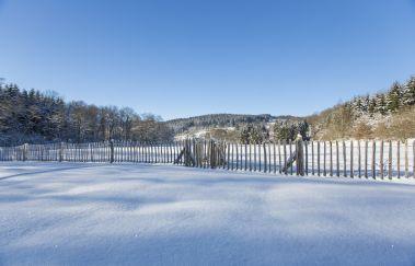 Skipiste van Bailet-Ski de fond tot La Roche en Ardenne - Province du Luxembourg
