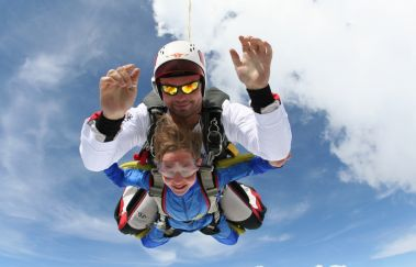 Skydive Spa-Sports aériens tot Provincie Luik