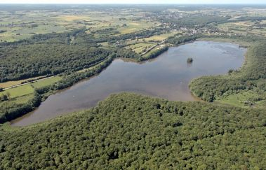 Aquascoop van Virelles-Lac tot Provincie Henegouwen