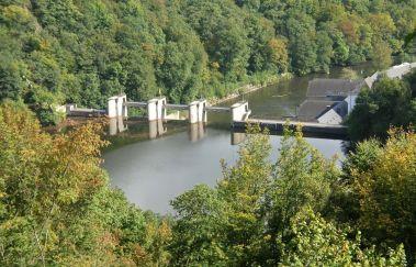 Stuwdam en meer van Nisramont-Lac tot Provincie Luxemburg
