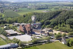 Blegny-Mine in Provincie Luik