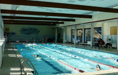 Openbaar Zwembad Vielsalm-Piscine couverte tot Provincie Luxemburg