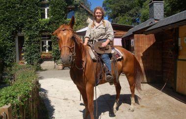 Les cavaliers de Saint-Remacle-Equitation tot Luxemburg