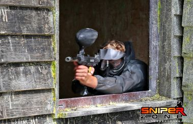 Sniper Zone Paintball-Paint-ball tot Provincie Luik