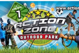 Actionzone Outdoor Park in Provincie Luik