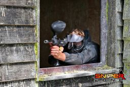 Sniper Zone Paintball in Provincie Luik