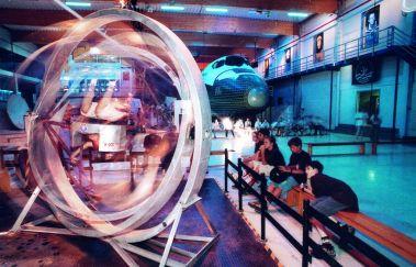 Euro Space Center-Centres récréatifs tot Provincie Luxemburg