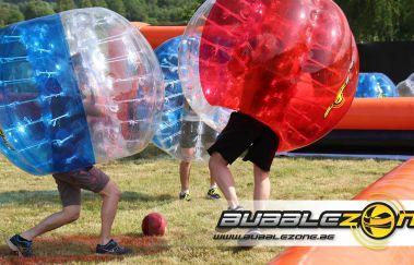 <p>Bubblezone Soccer</p>-Sports et loisirs tot Provincie Luik