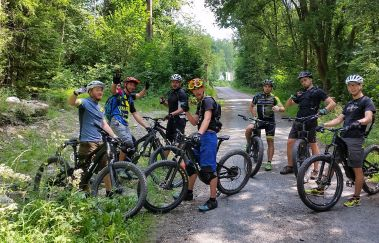 Electric Mountain Bike Experience (EMTB)-Sports et loisirs tot Province de Luxembourg.