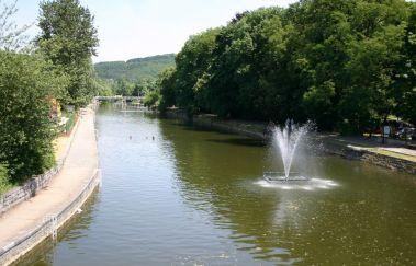 Barvaux-Ville tot Provincie Luxemburg
