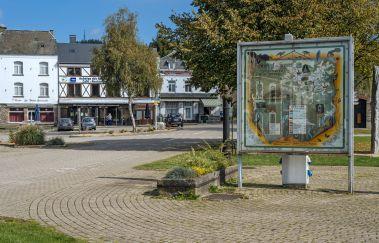 Herbeumont-Ville tot Provincie Luxemburg