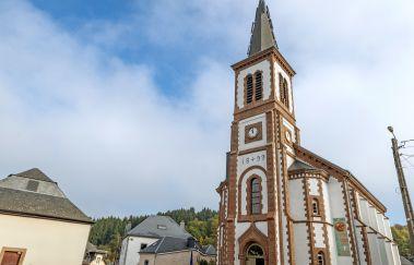 Martelange-Ville tot Provincie Luxemburg