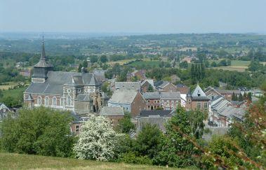 Thimister-Clermont-Ville tot Provincie Luik