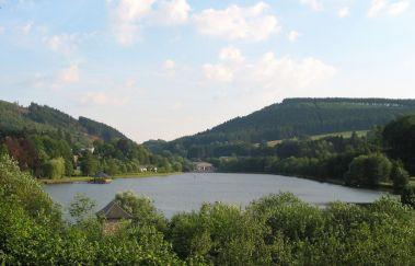 Vielsalm-Ville tot Provincie Luxemburg