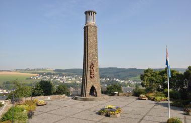 Wiltz-Ville tot Provincie Luxemburg
