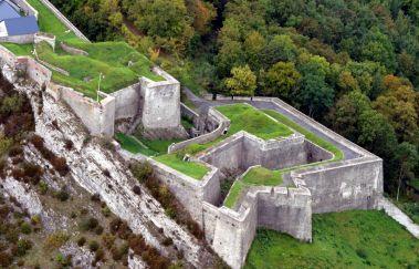 Agimont Adventure-Parcours challenge tot Provincie Namen