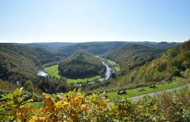 Le Tombeau du Géant-Point de vue tot Provincie Luxemburg