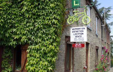 <p>B.Cycl</p>-Location VTT tot Provincie Luik
