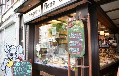 Kaasmakerij Straet-Alimentation tot Provincie Luik