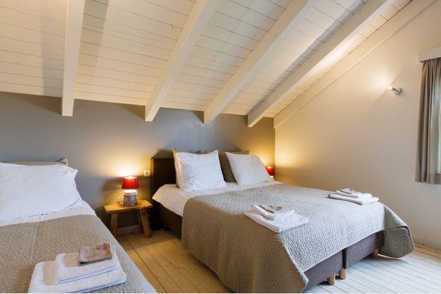 Goed uitgerust vakantiehuis voor groepen met mooi uitzicht in durbuy - Kind mezzanine slaapkamer ...