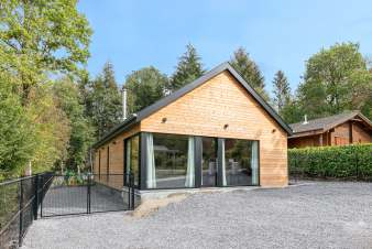 Chalet in Hotton voor 8 personen in de Ardennen