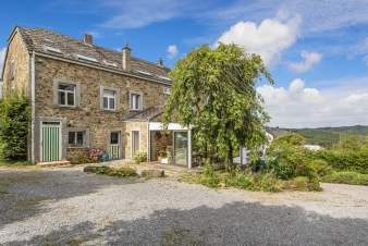 Cottage in Saint-Hubert voor 18 personen in de Ardennen
