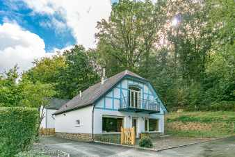 Cottage in Spa voor 14 personen in de Ardennen